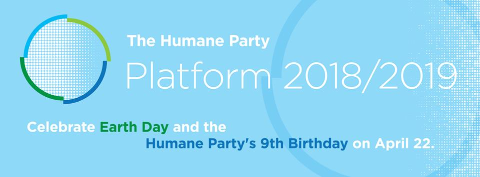 Platform Day | Earth Day | Birthday 2018 | Banner by Chris Censullo